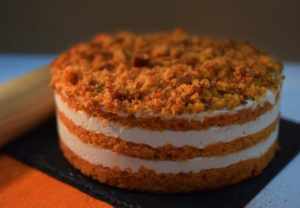 Tarta Carrot Cake